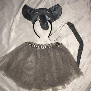 Kirei Sui Elephant Costume with Tutu
